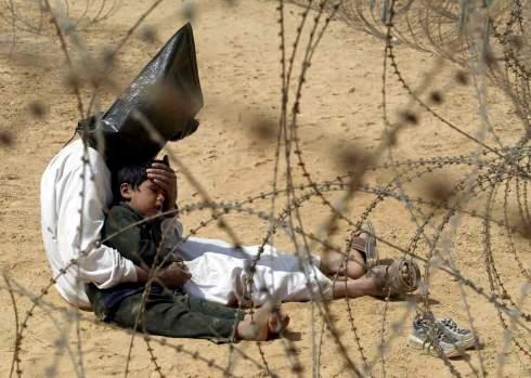 WAR IRAQ CHILDREN